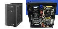 Quad Redundant Server System, Industrial server