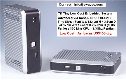 Embedded System Low Cost TK 2