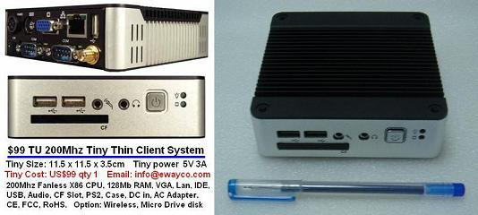 low cost Embedded System TK
