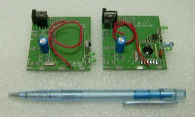 Low cost RF Remote control module 3